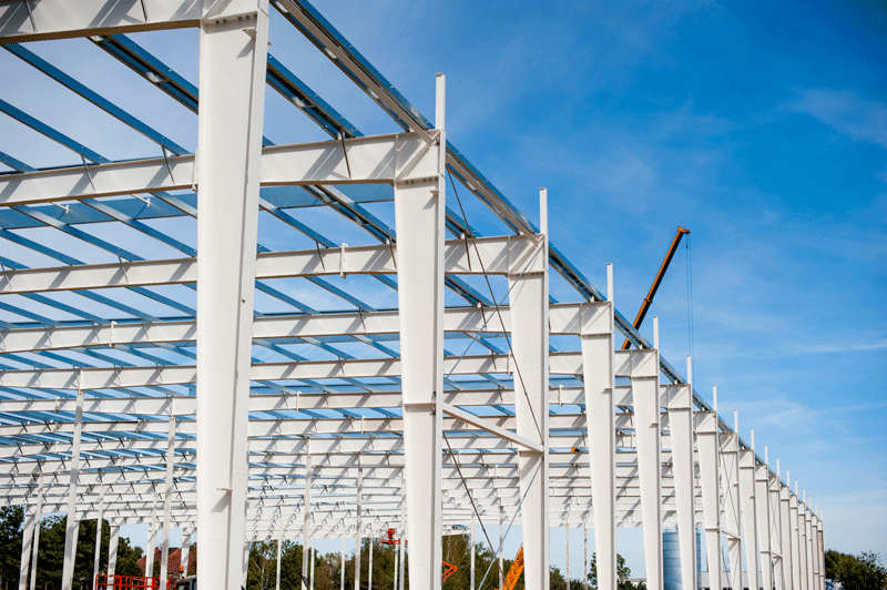5 Reasons Why Steel is the Perfect Material for Building