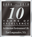Architecture EL celebrating 10 years in business