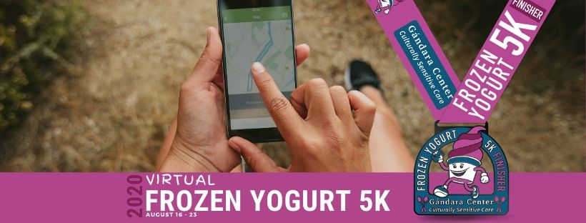 Proud Supporters of Gandara Center Virtual Frozen Yogurt 5K