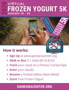 Gandara Center Frozen Yogurt 5K