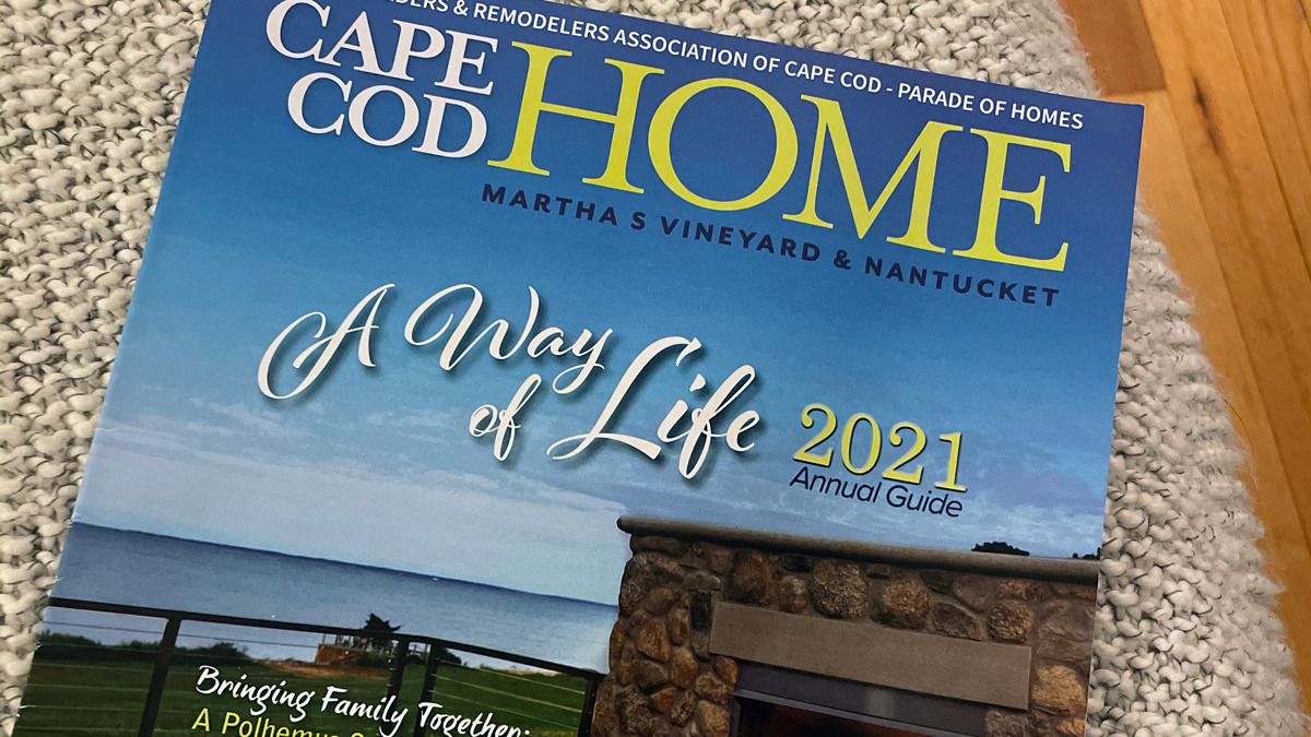 Upcoming Cape Cod Life Feautre